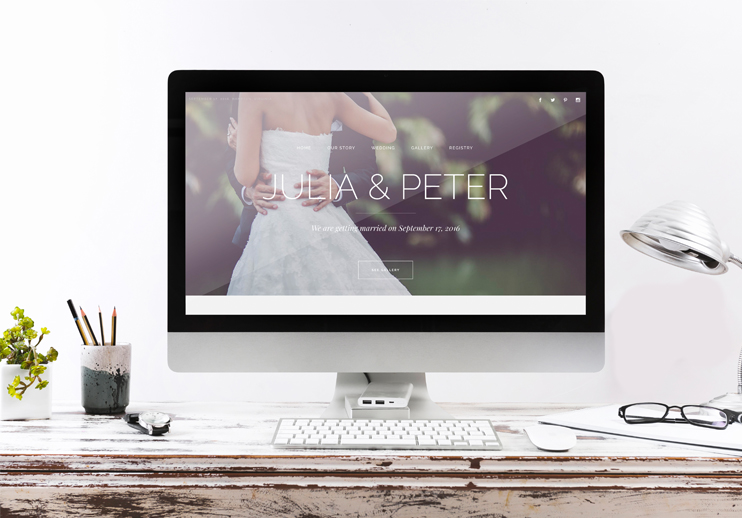 Blackbird Studios Luxury Affordable Wedding Stationery Websites Dublin Clare Ireland Website Sleek Responsive